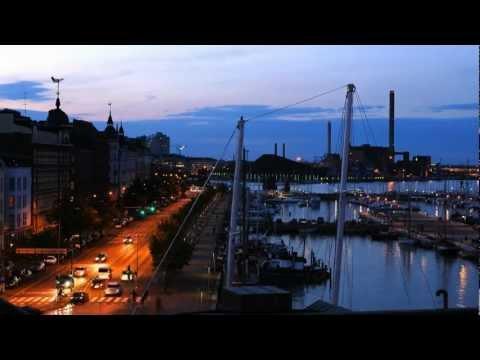 A Year in Helsinki Timelapse