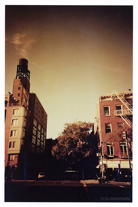 south manhattan. lomo