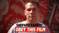 Obey This Film – a video of Shepard Fairey